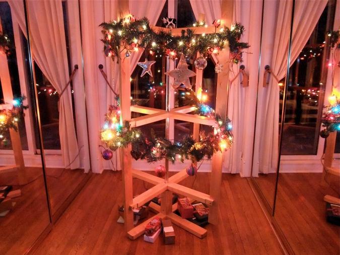 The Warping Reel Tree