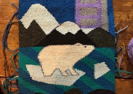 bear-snow